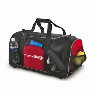 Long Days Night Sport Bag